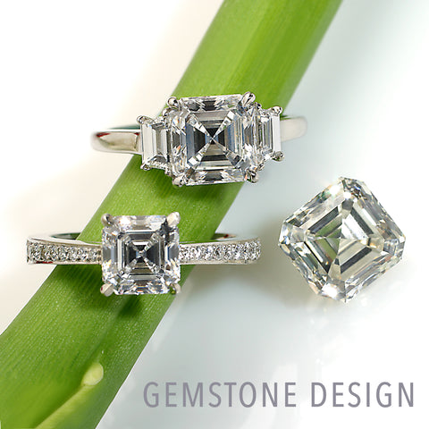 Gemstone Design Jewelry