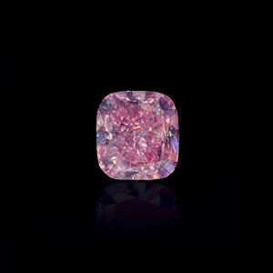 3.83 Carat Fancy Intense Purplish Pink Diamond