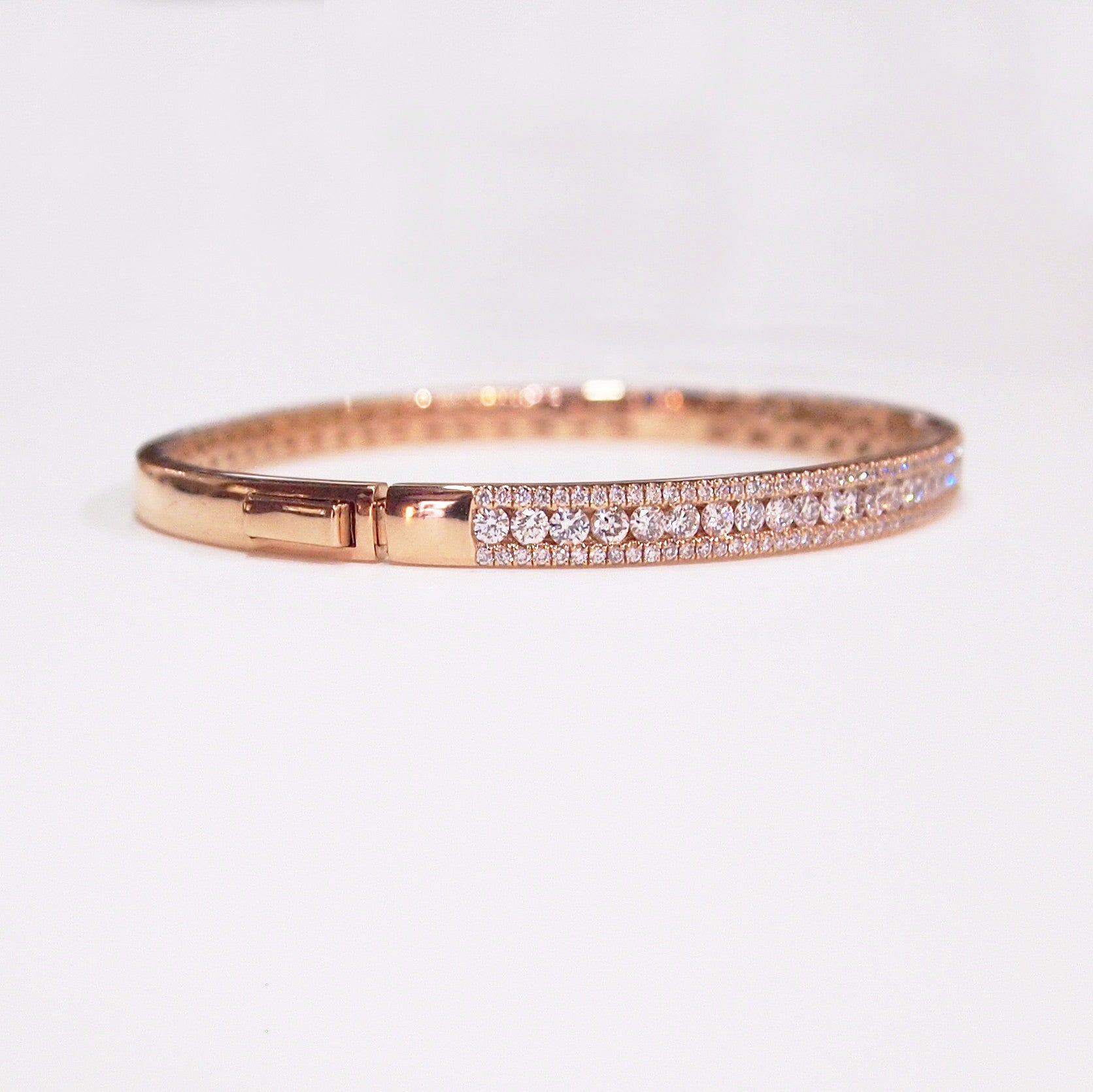 shy rogers bangle creation gold save diamond rose bracelet in bangles