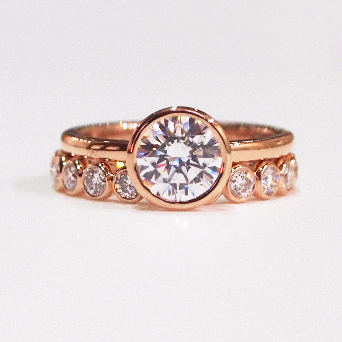 halo rings ring patterson s jewelers row gold mark long white products engagement diamond three