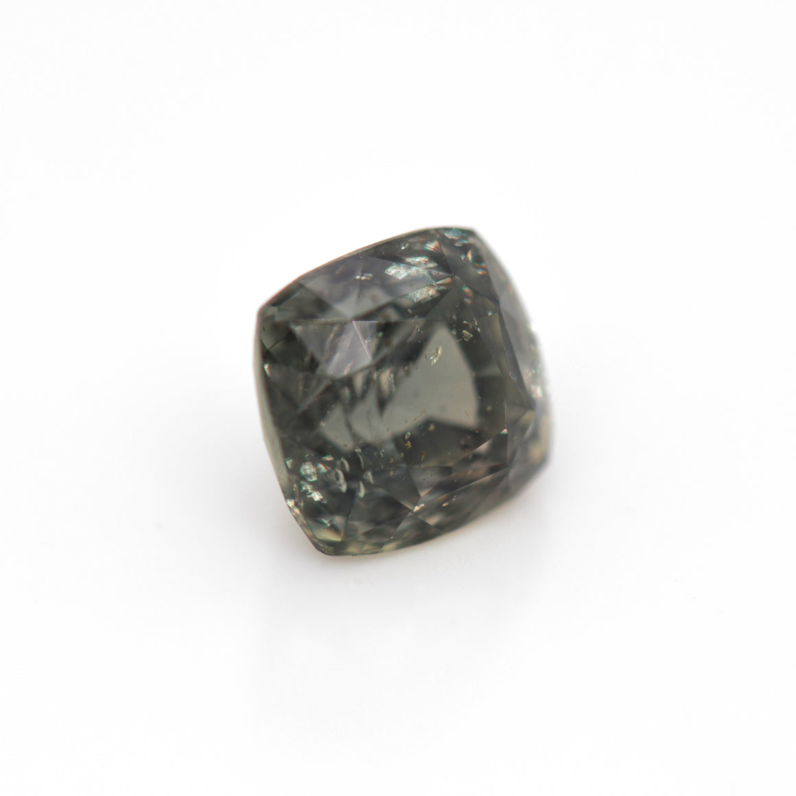 2.80 Carat Color Change Blue to Green Sapphire