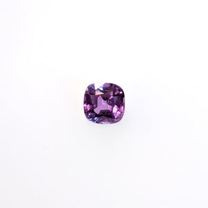 1.66 Carat Color Change Purple to Pink Sapphire