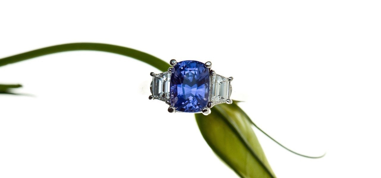 Judith Arnell Jewelers Unheated Untreated Natural Sapphires
