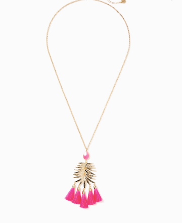 JUNGLE RAIN NECKLACE
