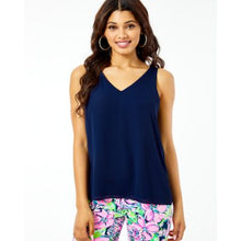 Florin Solid Reversible V-Neck Tank