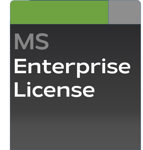 Meraki MS120-24P Enterprise License and Support