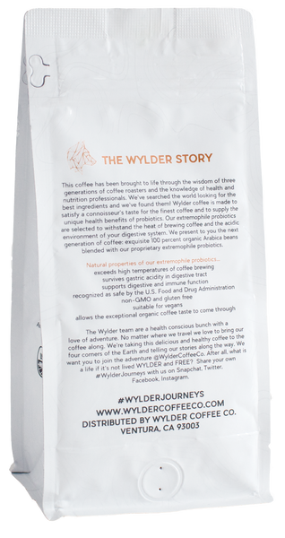Wylder Probiotic Blend - 12oz. bag