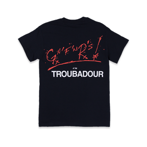 GnR April Fool's Troubadour Tee