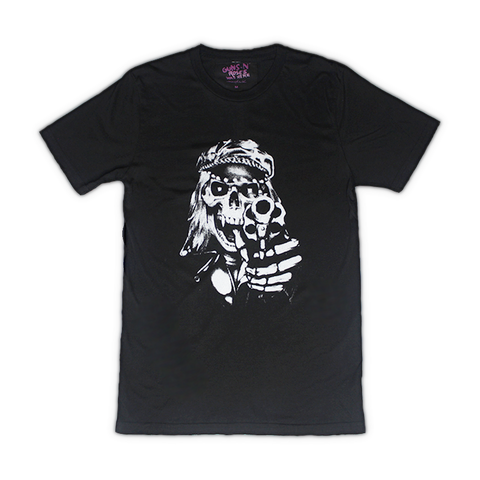 GN'R Maxfield Slim Black Axl AFD T-Shirt