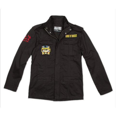 GnR Cross Army Jacket