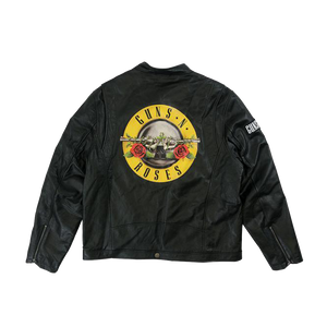 GNF'NR Men's Leather Jacket