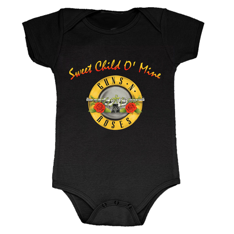 GN'R Sweet Child O Mine Onesie
