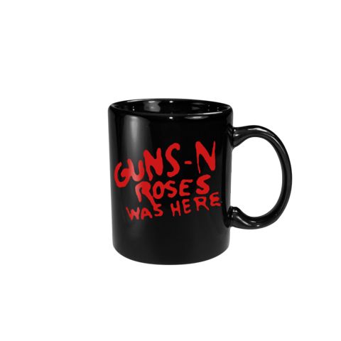 GnR Was Here Mug