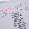 Cross Grey Tour Tee