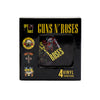 Guns N' Roses Coaster Set