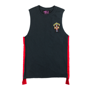 GnR Maxfield Black Muscle Tank
