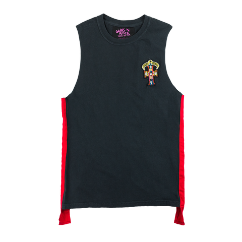 GN'R Maxfield Black Muscle Tank
