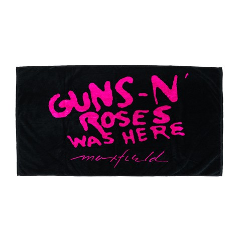 GnR Maxfield Towel