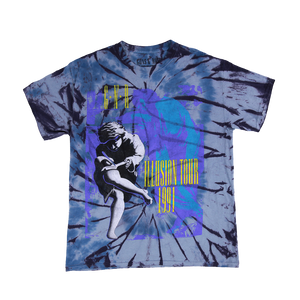 Illusions Tour Tie Dye Tee