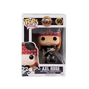 POP Rocks - Axl Rose