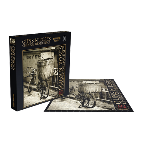 Chinese Democracy (500 Piece Jigsaw Puzzle)
