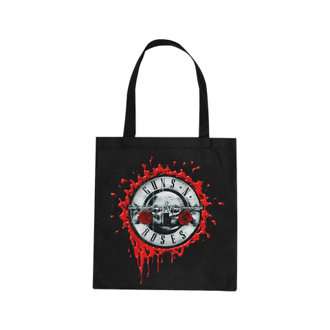 GN'R Bloody Bullet Tote Bag