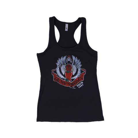 Tattooed Heart Racerback Tank