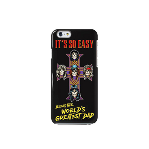 World's Greatest Dad iPhone Case
