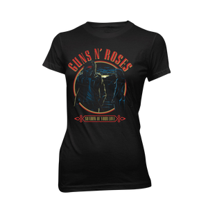 Shadow Of Your Love Ladies T-Shirt