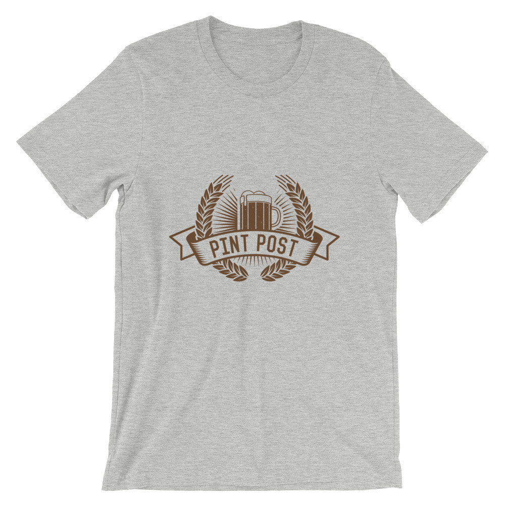 Pint Post unisex t-shirt