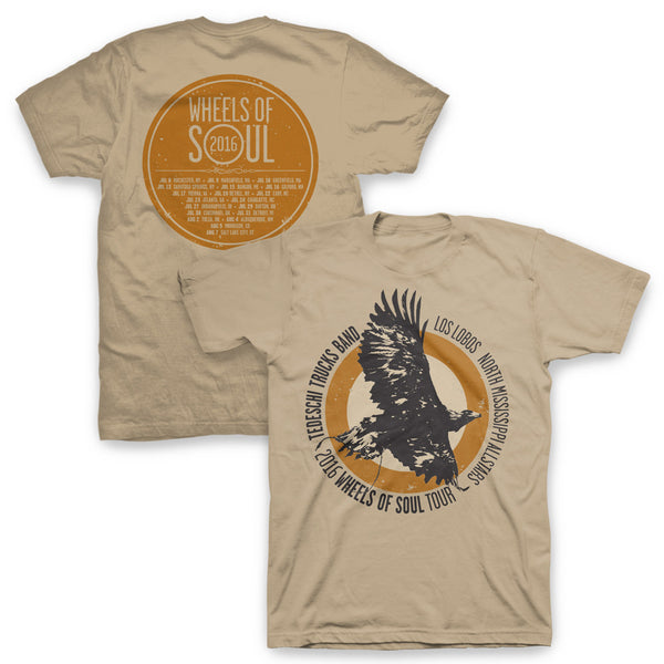 Apparel - TTB Wheels Of Soul 16 Mens T-Shirt