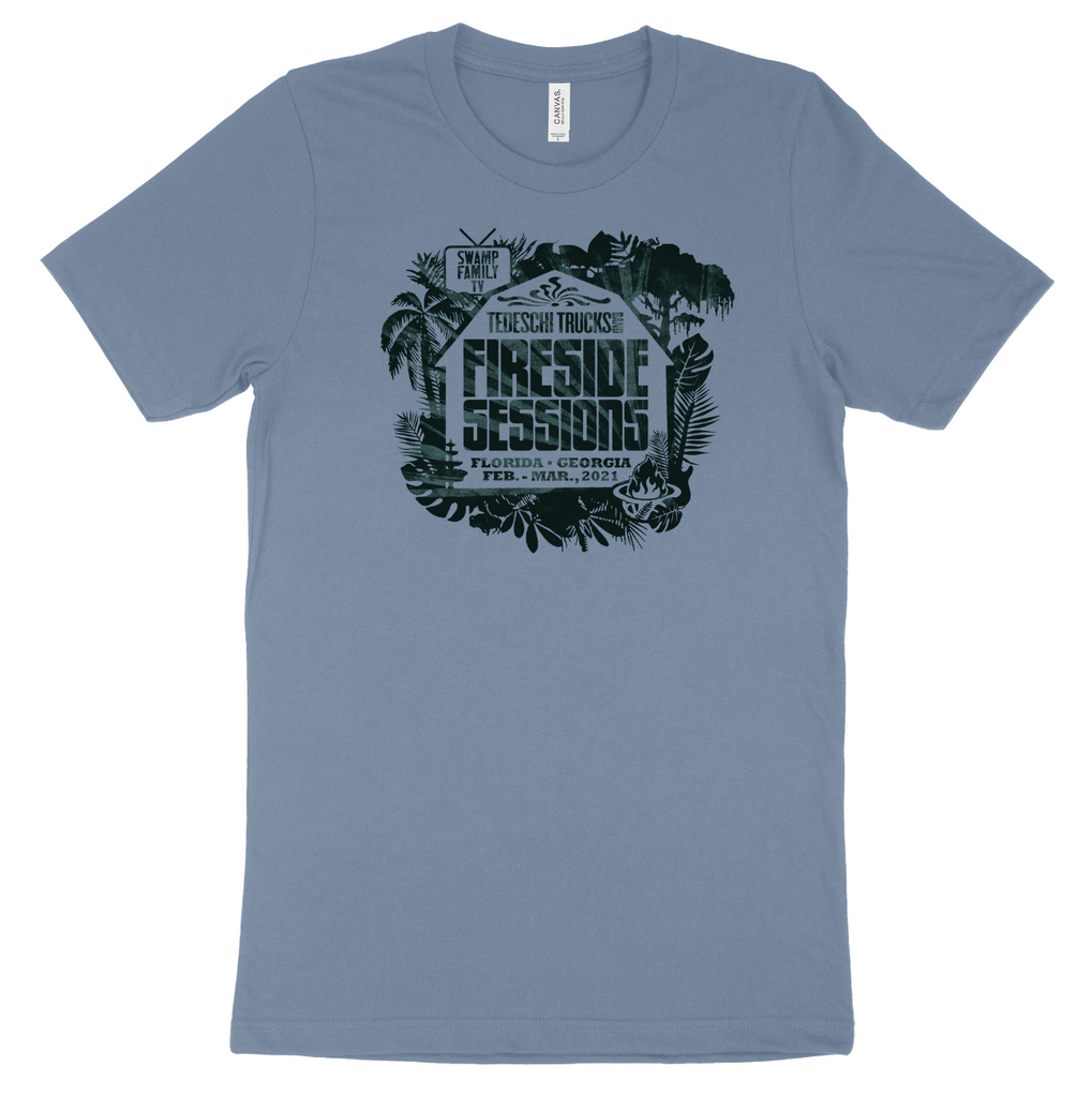 PRE-ORDER: Fireside Sessions Unisex T-Shirt