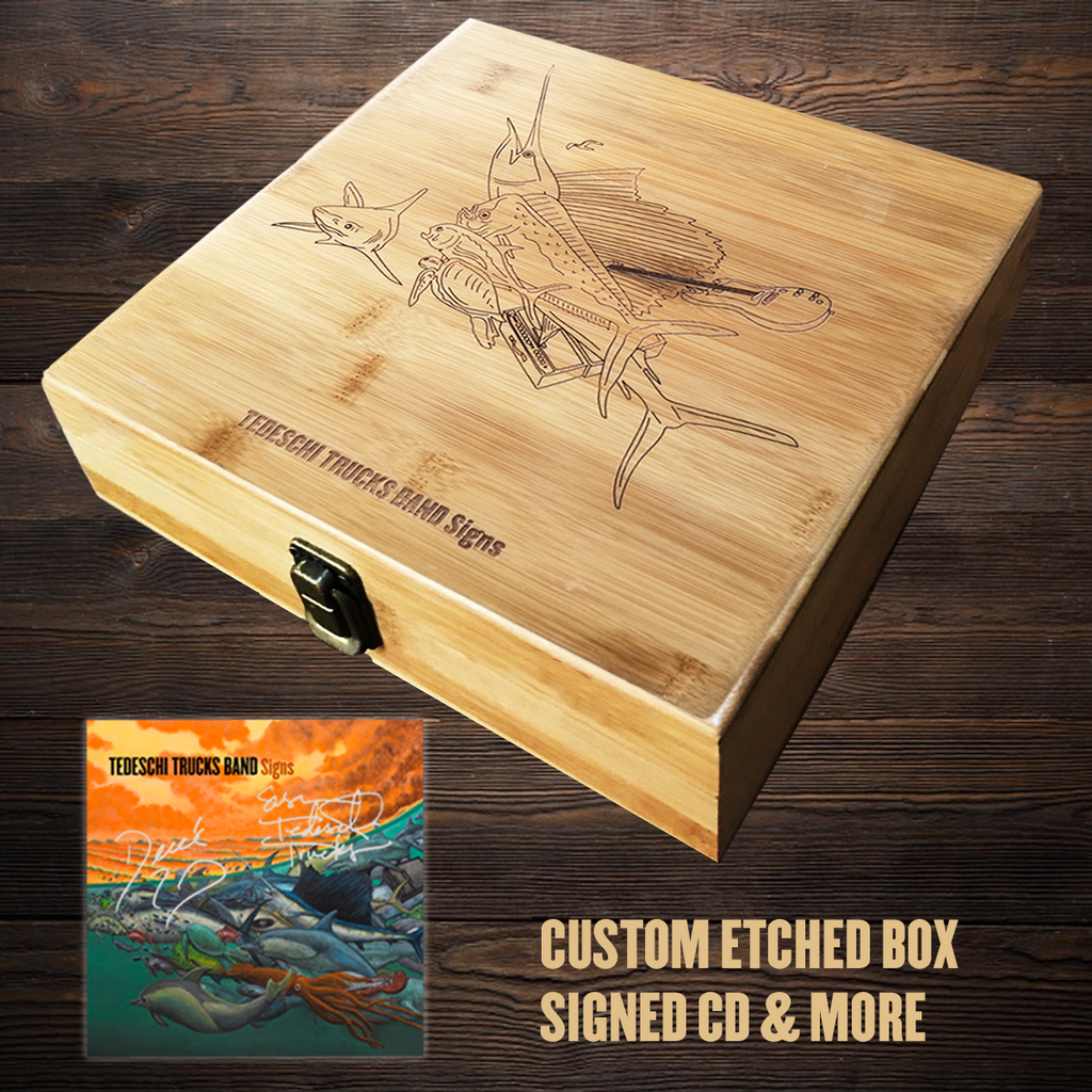 Pre-Order SIGNS Limited Edition Collector's Box