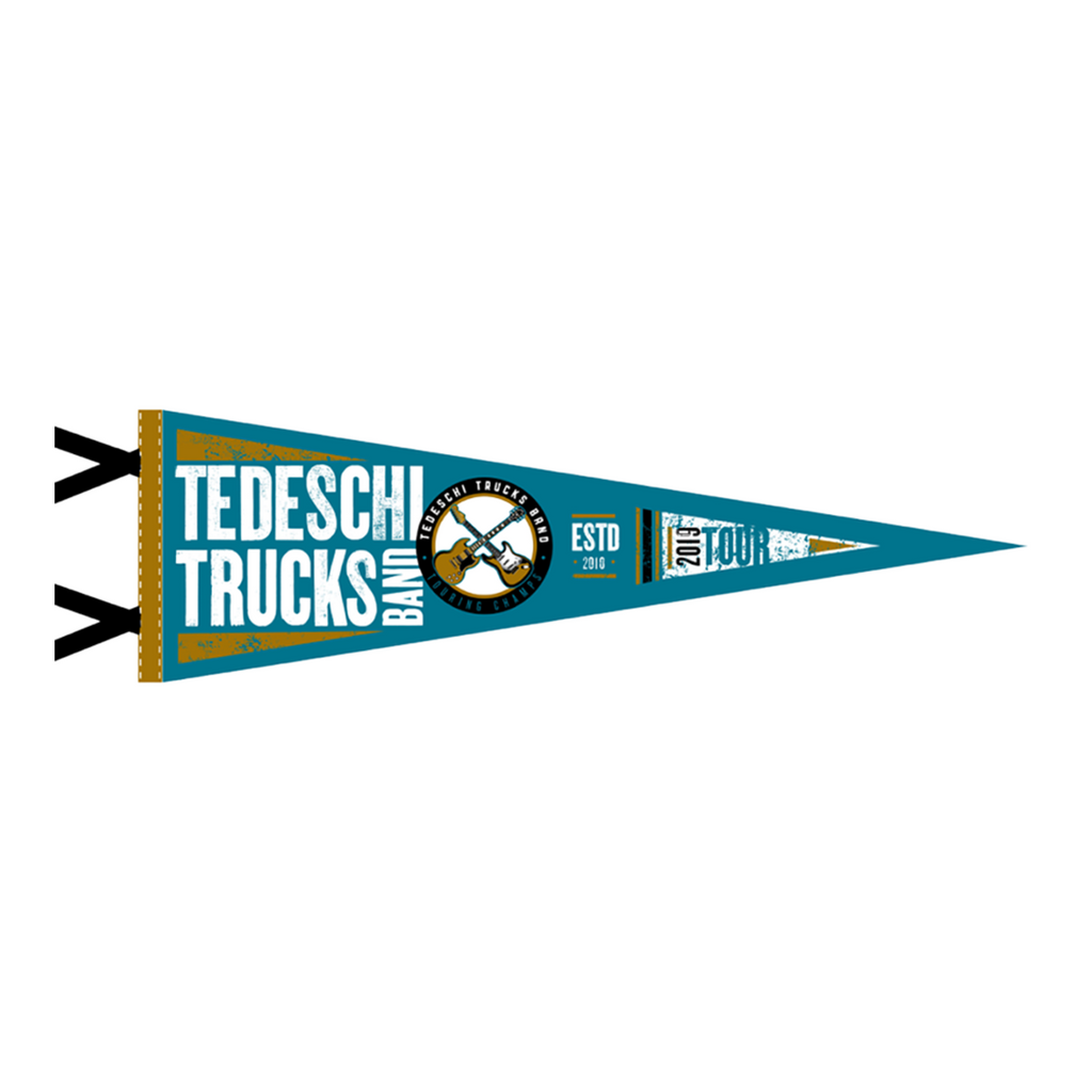 TTB - 2019 Tour Pennant (Unsigned)