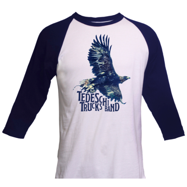 Apparel - Let Me Get By Eagle Raglan