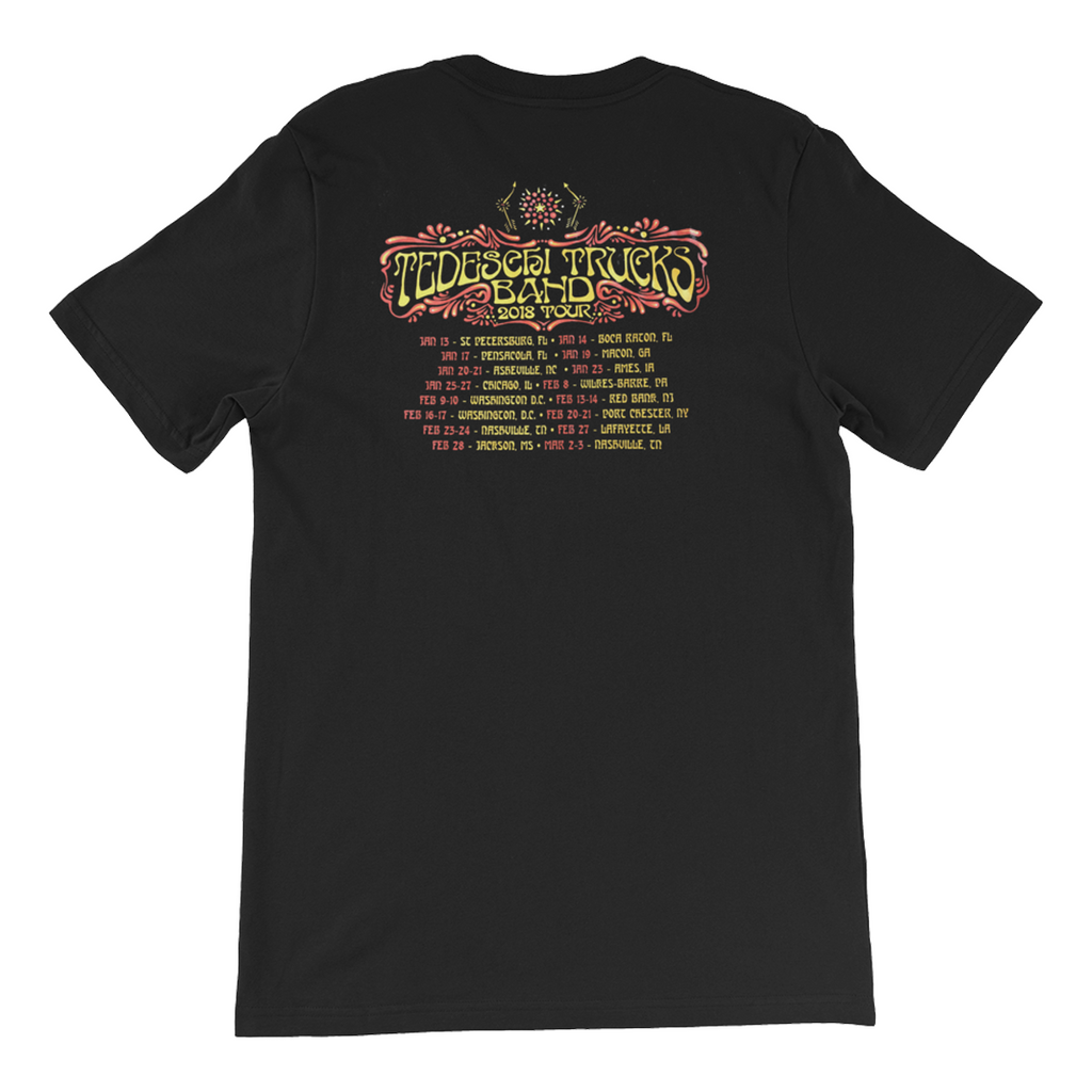 2018 Jan-Mar Tour T-Shirt