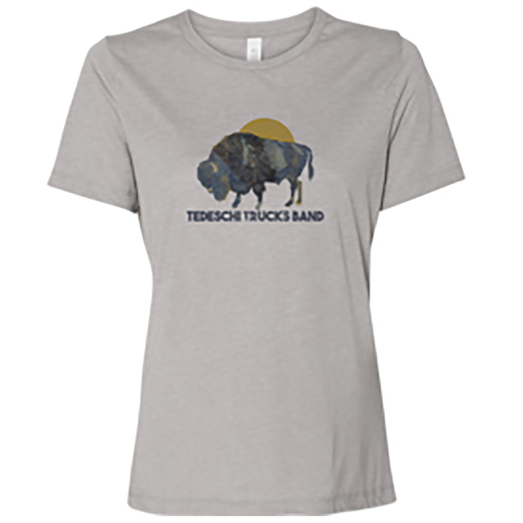 Buffalo Sun Ladies Cut T-Shirt
