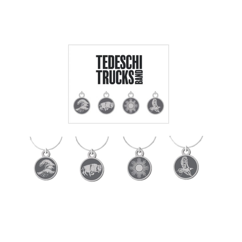 TTB - Soft Enamel Wine Charm Set
