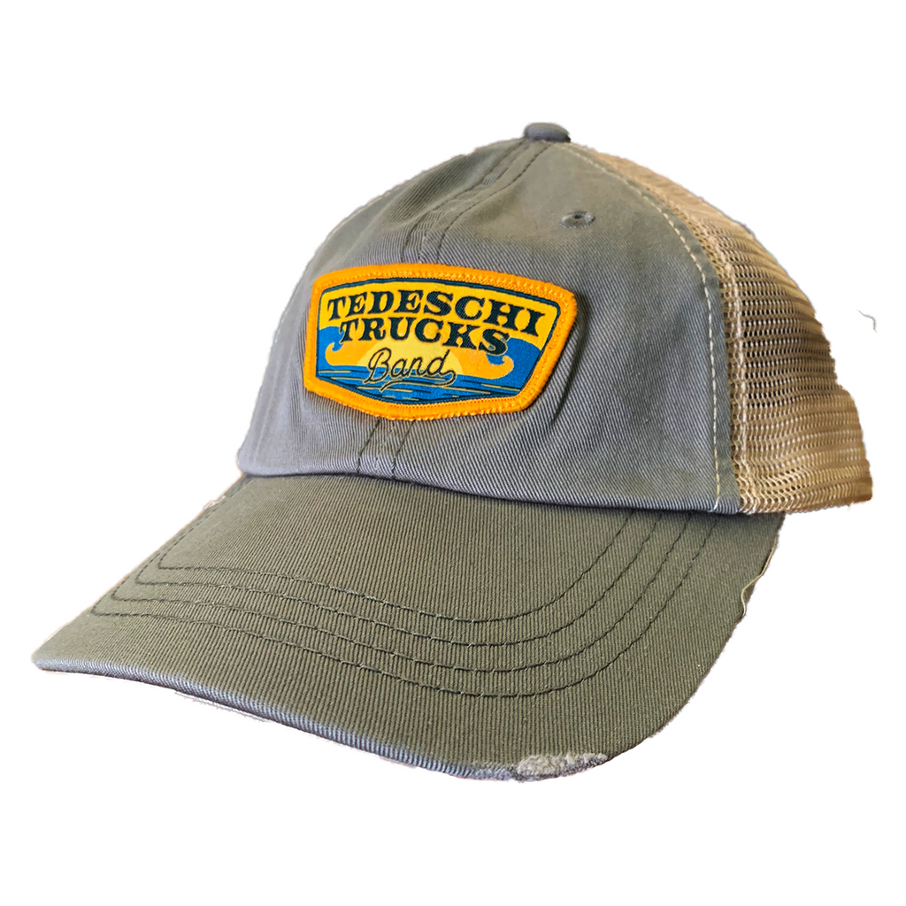 TTB - Wave Patch Hat