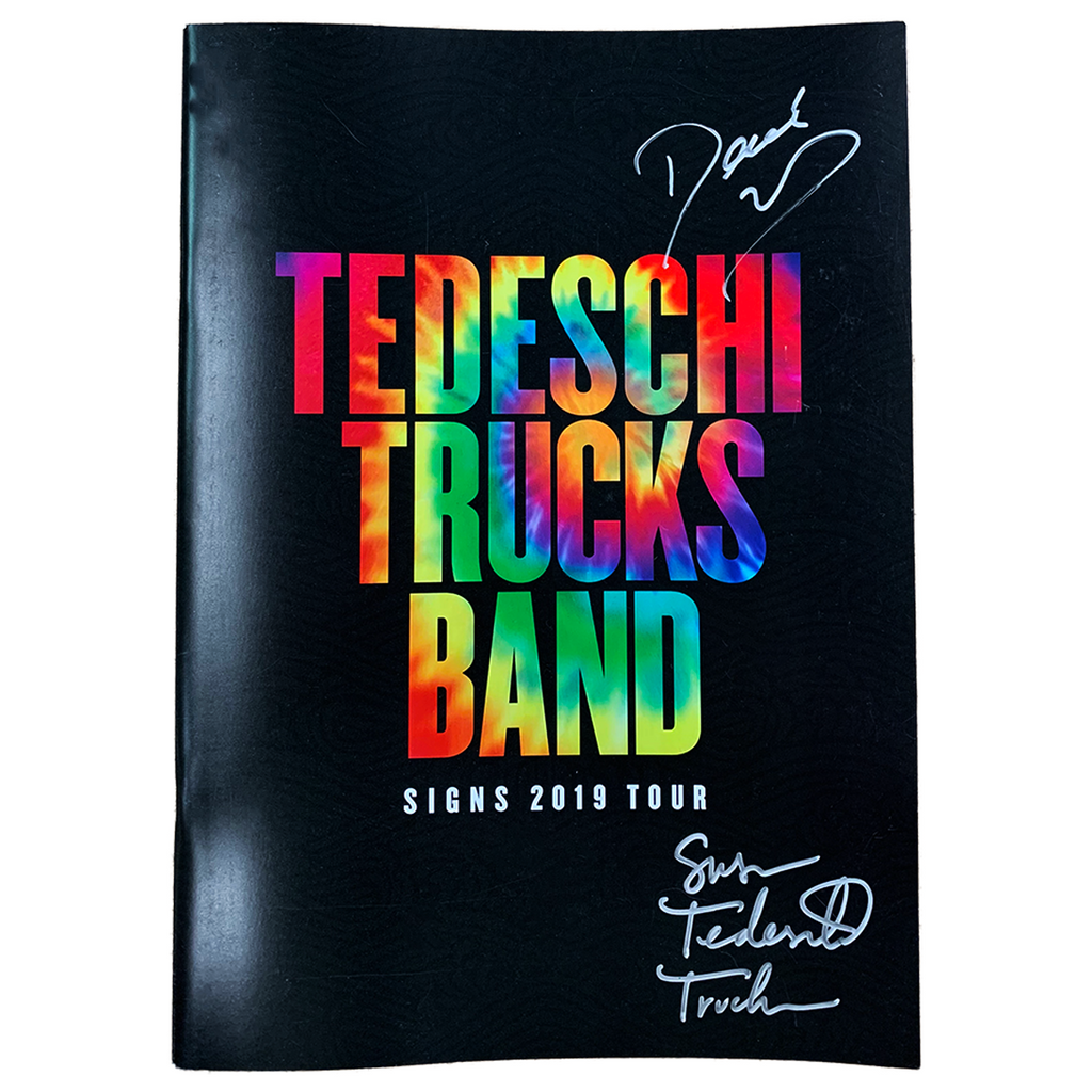 TTB - Signs 2019 Tour Book (Signed)
