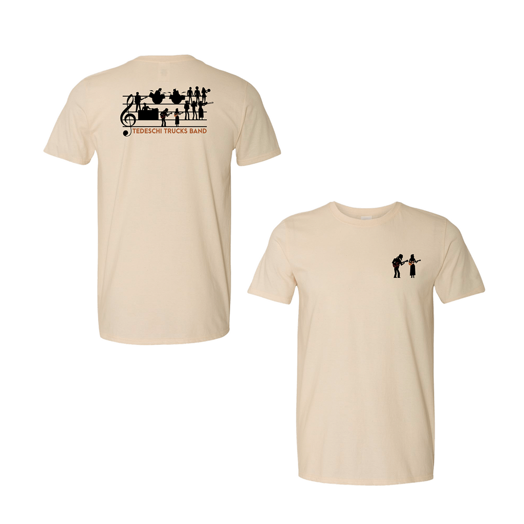 Band Notes T-Shirt