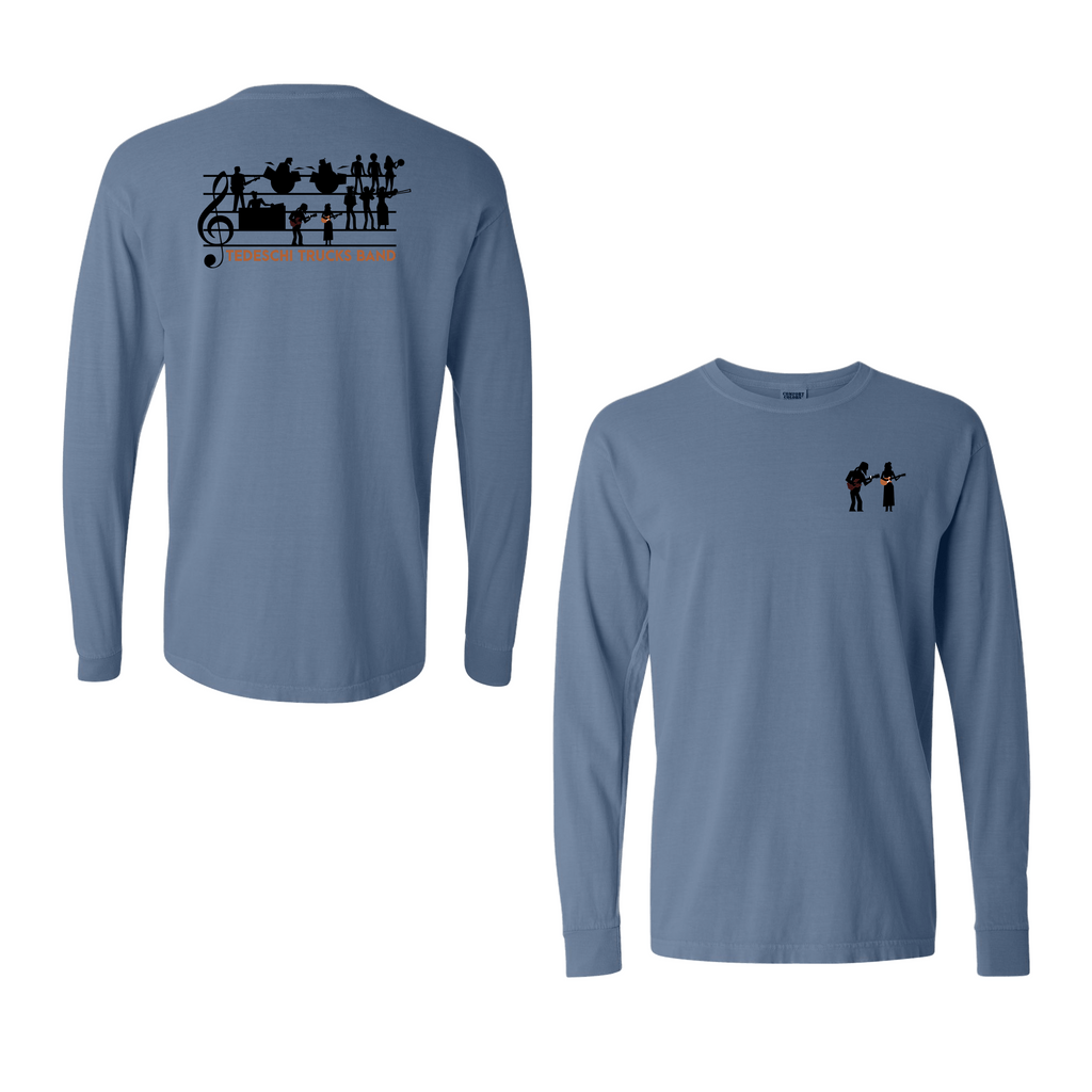 Band Notes Longsleeve