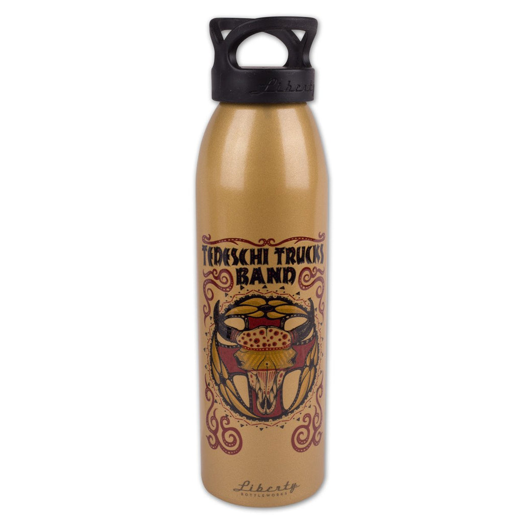 Accessory - Liberty Water Bottle (Gold)