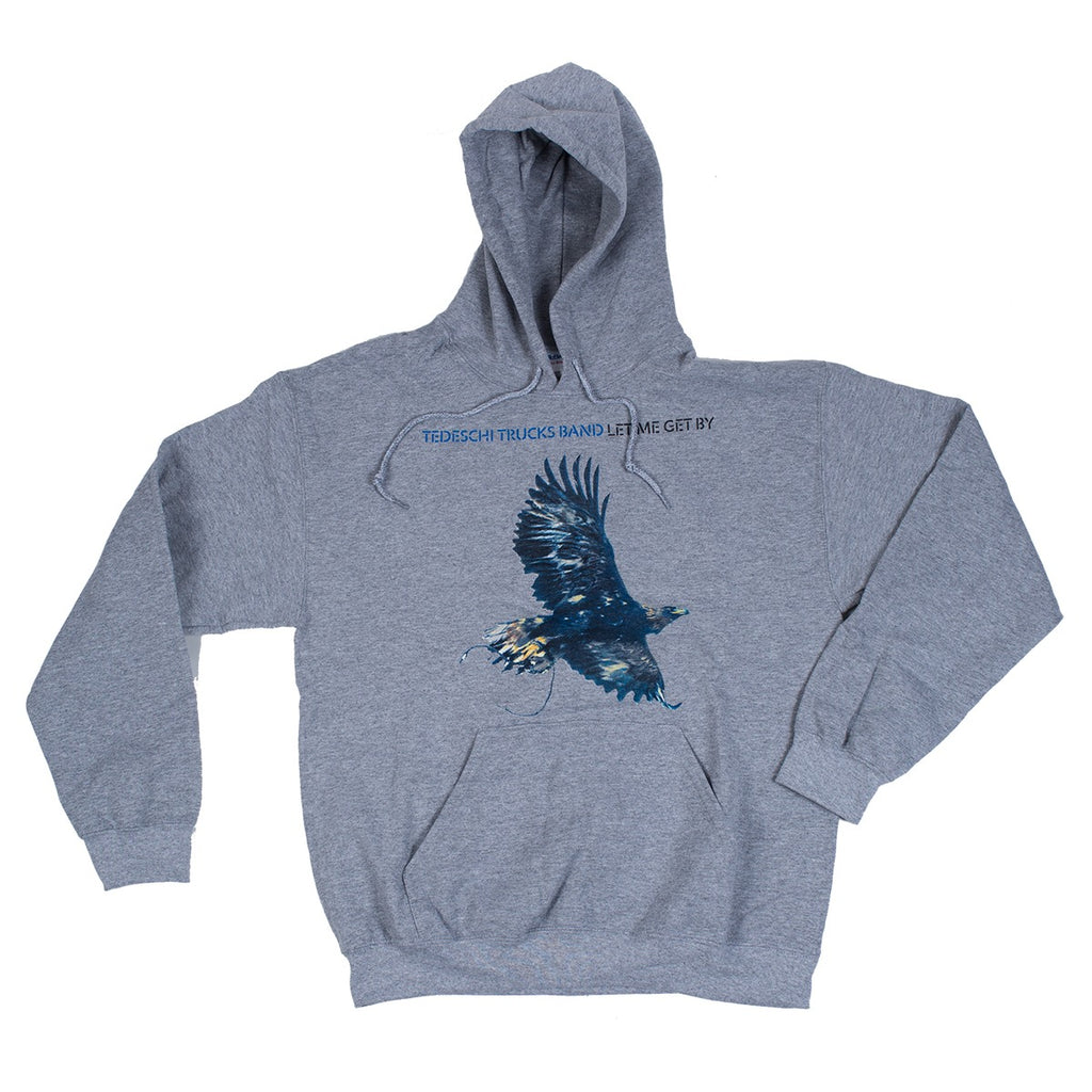 Apparel - Let Me Get By Hoodie (Grey)
