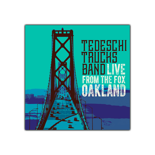 Media - PRE-ORDER Live From The Fox Oakland - 2-CD