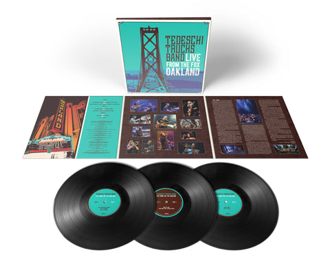 Media - PRE-ORDER Live From The Fox Oakland - 3-LP