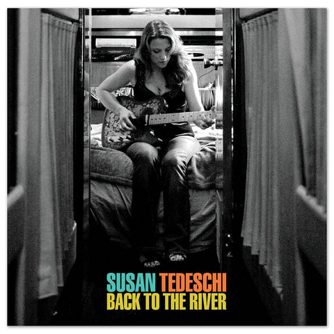 Media - Susan Tedeschi - Back To The River CD