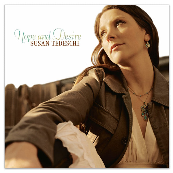 Media - Susan Tedeschi - Hope & Desire CD