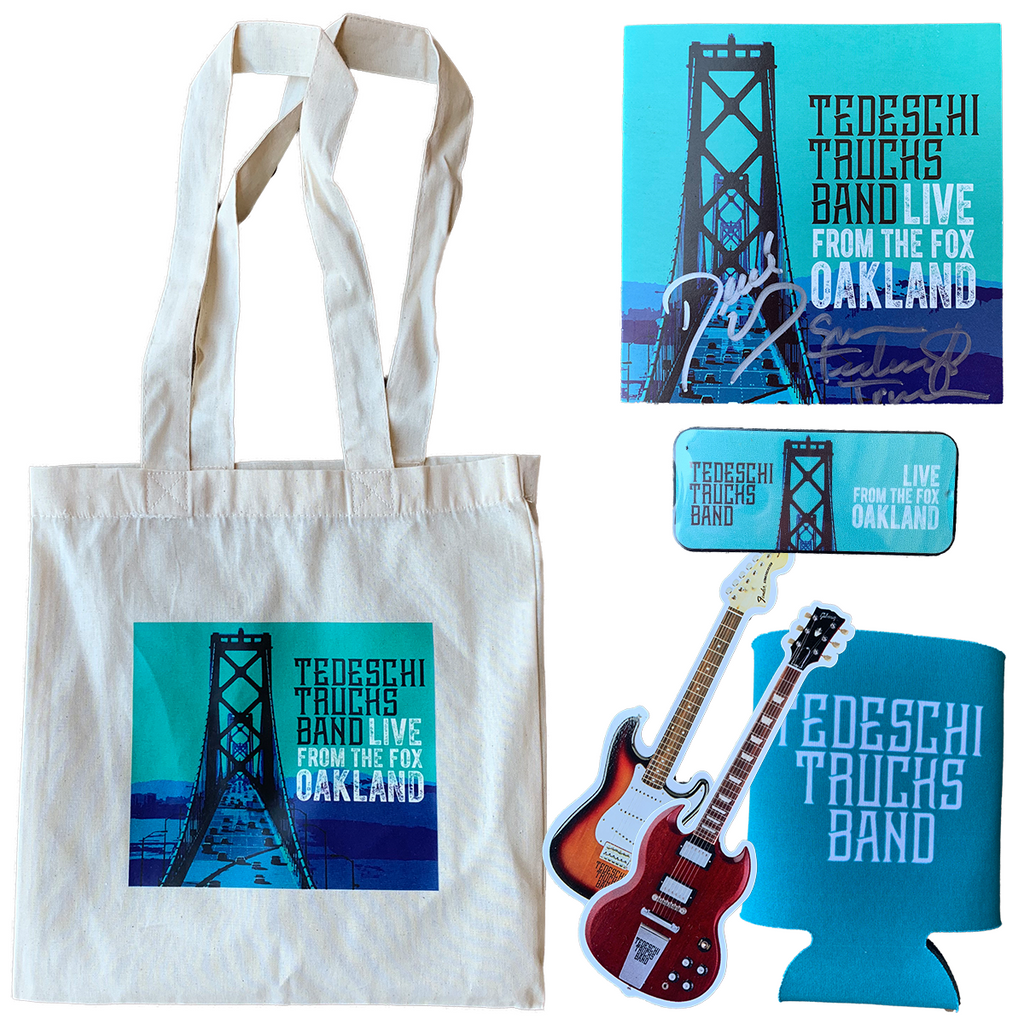 Live From The Fox Oakland Promo Bundle (Signed)