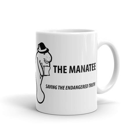 """Saving the Endangered Truth"" Mug"